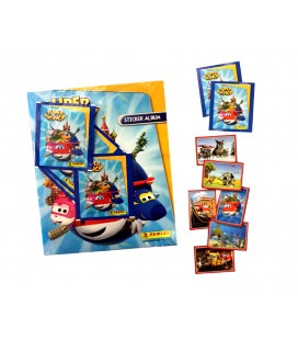 Super Wings Panini launch pack
