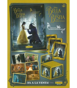 Panini's Beauty and The Beast launch pack