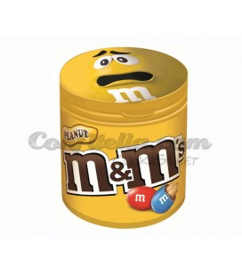 M&M's cacahuete Bote 100 grs.