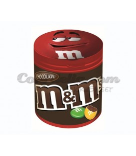 M&M's chocolate box 100 grs.