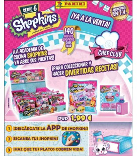 Shopkins Chef Club by Giochi Preziosi