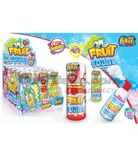 Fruit Foam candy Johny Bee