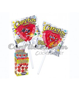 Caretos lollipops Fini