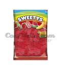 Camion rojo goma Sweetys
