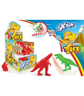 Caramelo spray T-Rex