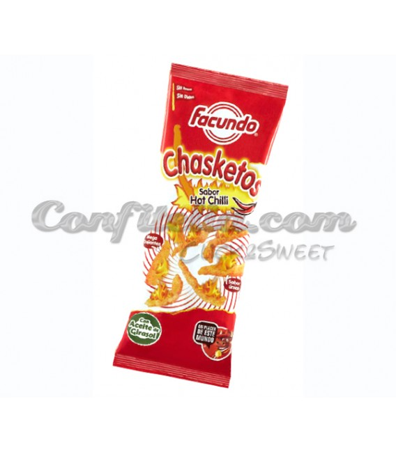 Chasketos Hot Chilli Facundo 110 grs.