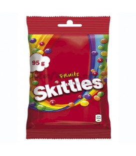 Caramelos Skittles Fruits 95 grs.