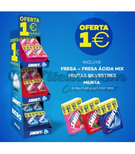 Pack ahorro caramelos Smint