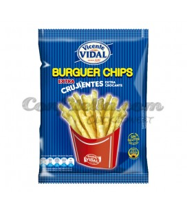 Chips Burguer potatoes Vidal