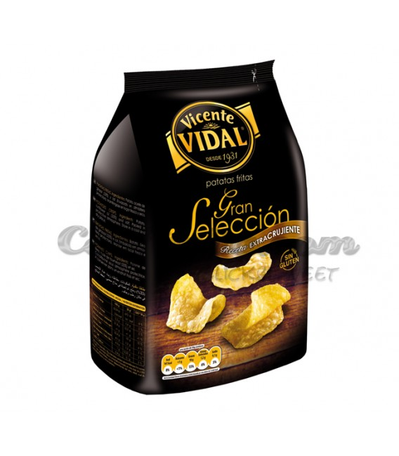 Chips Great Selection Vidal