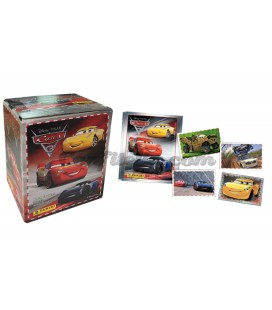 Stickers collection Cars 3 of Panini