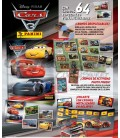 Cars 3 launch pack Panini