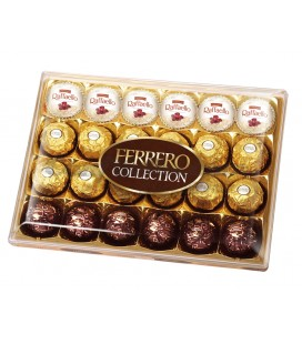 Bombones Ferrero Collection T24