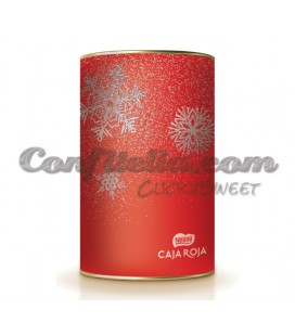 Red Box chocolates tin 190 grs.