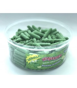 Hitschies sour Apple candy