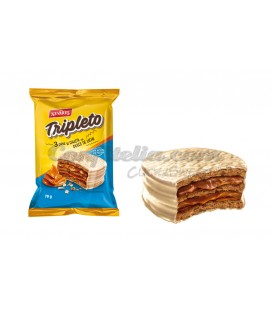 Galleta Tripleto Blanco Nevares