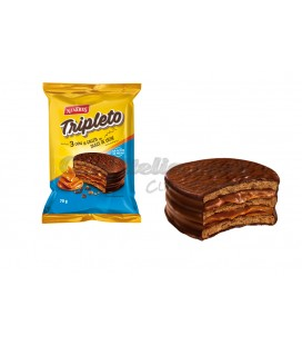 Galleta Tripleto Negro Nevares