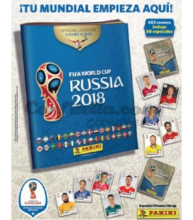 Rusia 2018 World Cup launch pack