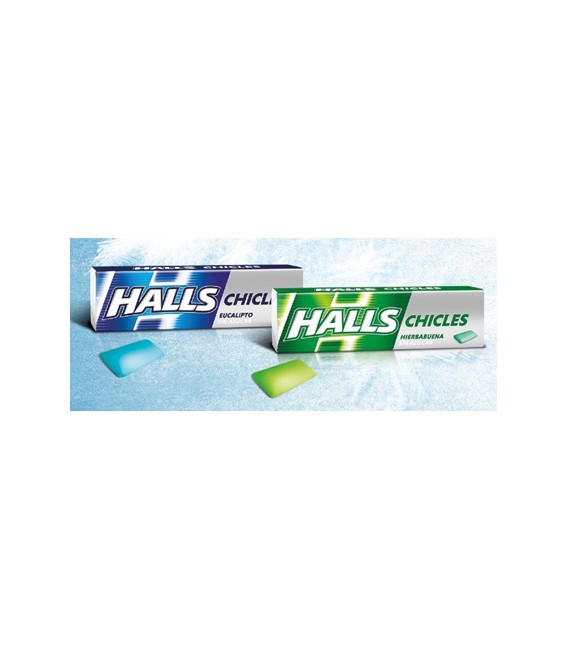 Pack lanzamiento Chicle Halls