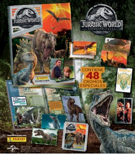 Jurassic World by Panini collection