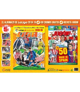 Liga Este 2018-2019 Panini launch pack