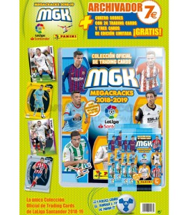 Megacracks 2018-2019 Panini launch pack