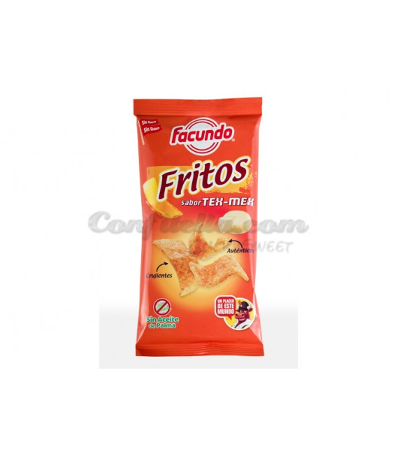 Fritos Tex-Mex Facundo 60 grs.