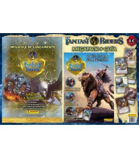 Fantasy Riders Panini launch pack