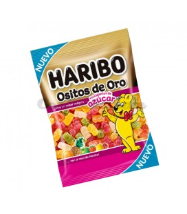 Sugared Golden Bears Haribo 100 grs.