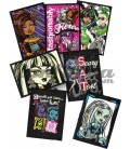 Monster High Fearbook stickers collection of Panini