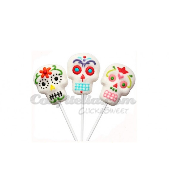 Mexican Skull mallow pop
