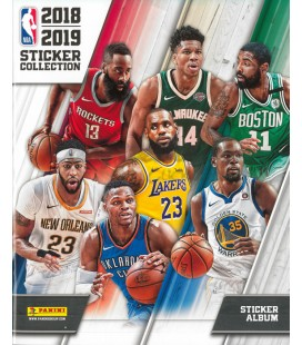 NBA 2018-2019 launch pack of Panini