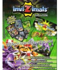 Pack lanzamiento coleccion Invizimals Evolution de Panini