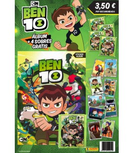 Ben10 launch pack of Panini