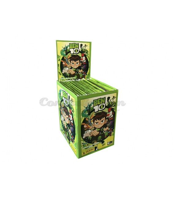 Ben10 stickers collection Panini