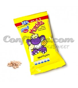 Puffed rice Monchitos 50 grs. Pegui
