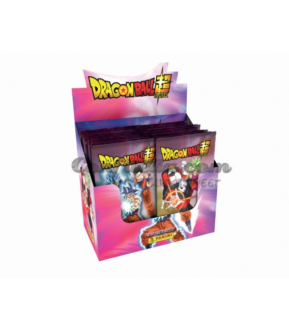 Dragon Ball Super trading cards collection Panini