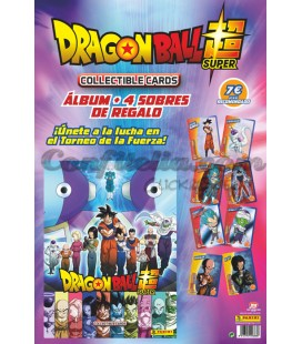 Dragon Ball Super TC launch pack Panini
