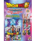 Pack lanzamiento Dragon Ball Super TC de Panini