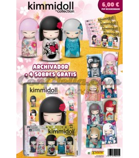Panini´s Kimmidoll launch pack