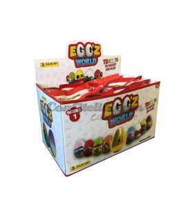 Coleccion Eggz World de Panini