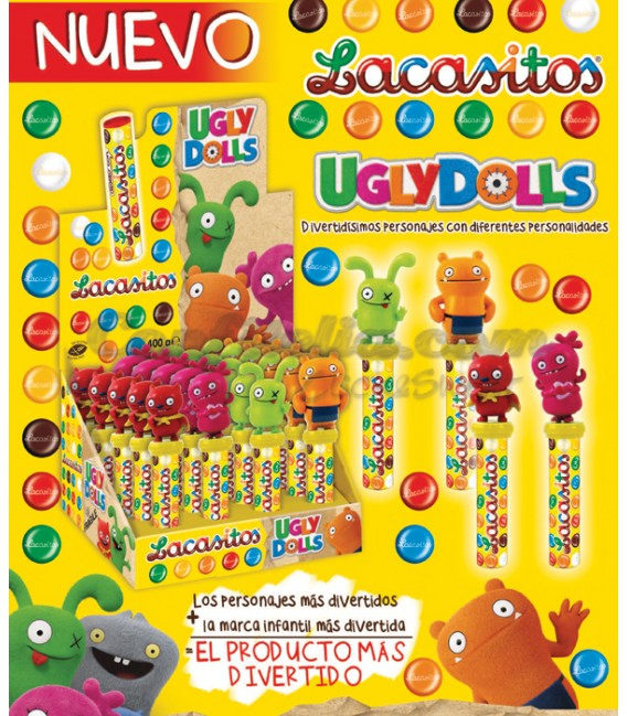 Lacasitos Toy Ugly Dolls