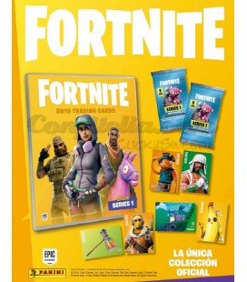 Fortnite Series 1 trading cards of Panini