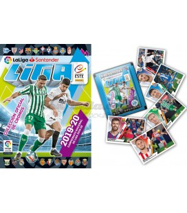 Panini's Liga Este 2019-2020 launch pack
