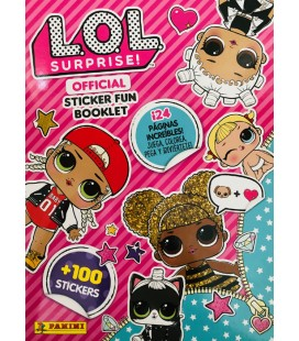 Sticker Fun Booklet LOL de Panini
