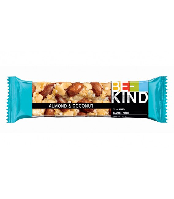 BE-KIND Almond & coconut 40 g