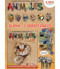 Animals 2019 colection Panini launch pack