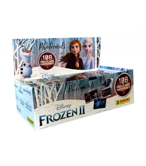 Frozen II collection by Panini