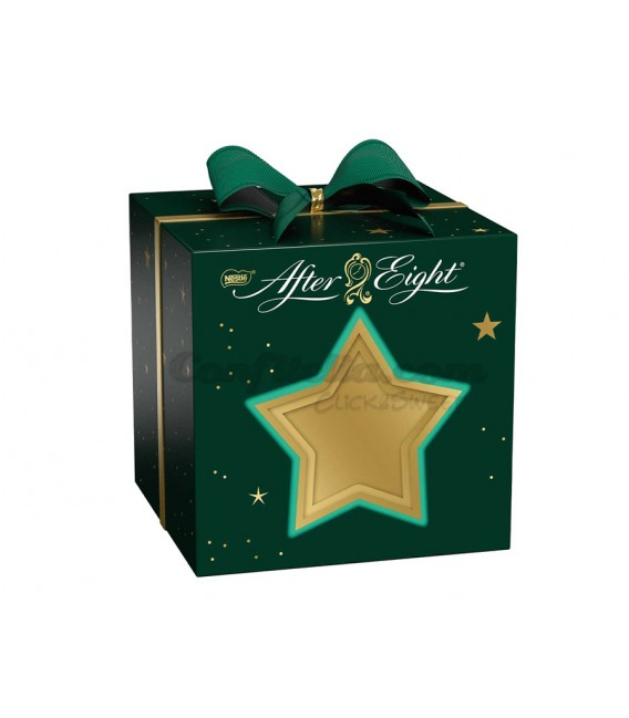 After Eight 3D Star gift box
