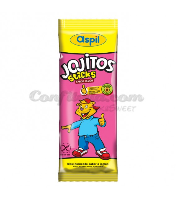 Jojitos stick sabor jamon